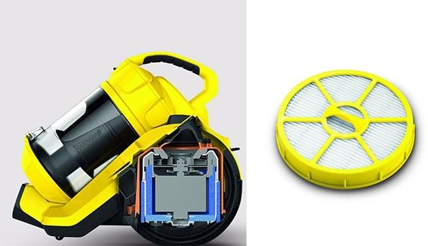 Karcher Vacuum Cleaner VC 3 Plus 1.198-127