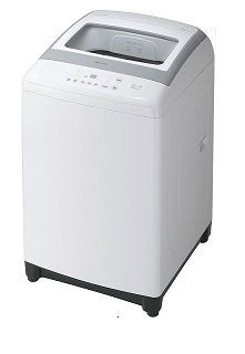 Campomatic Top Loading Washing Machine 15 KG White TK15NW