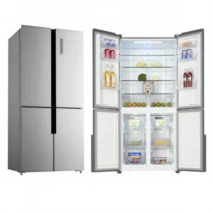 Silverline refrigerator Silver R12051S01