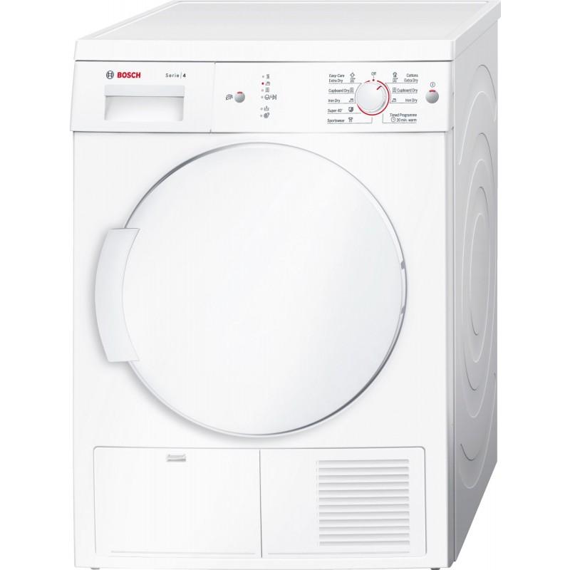 BOSCH Serie   4 condenser tumble dryer 7 kg WTE84102ME