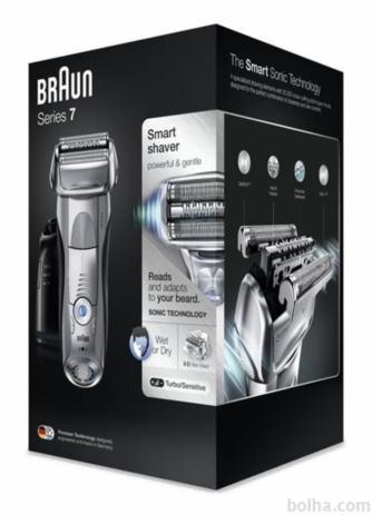 Braun Series 7 7899cc Electric Wet & Dry Foil Shaver