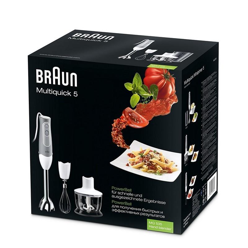Braun MQ535 SAUCE HAND BLENDER GY81339185 8