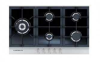 Campomatic Built-In Flat Hob 90CM CM95GXLCS
