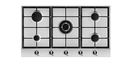 Campomatic Built-In Flat Hob 90CM Stainless Steel CM95XCI