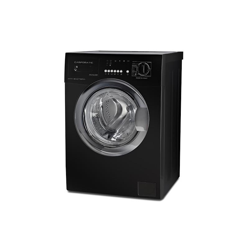 Campomatic Washing Machines 8.5 KG 1200 RPM Inox WM747LTB