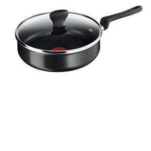 Tefal Cook n Clean Sautepan 24 with lid B2993283