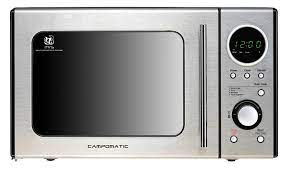 Campomatic Microwave&Grill 28L 900W Black Mirror KOG28SG3