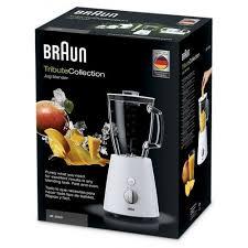 BRAUN TributeCollection Jug blender JB 3060 White 2