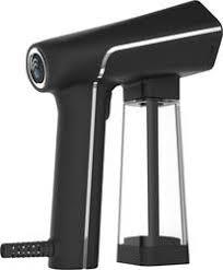 SteamOne S-Nomad Steamer black soft touch 3