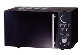 Campomatic Microwave & Grill 28L 900W Black Mirror KOG28MG