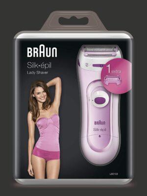 Braun Silk-épil Lady Shaver LS5103