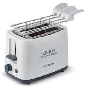 Ariete Qubi White Electric Toaster 157/00