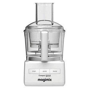 Magimix Food Processor White MX5200B