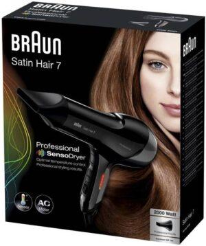 Braun 2000W Satin Hair 7 professional SensoDryer HD780