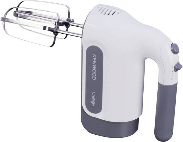 """Kenwood Home Appliance HM680 """"Chefette"""" Hand-held mixer 350 W White 6"""
