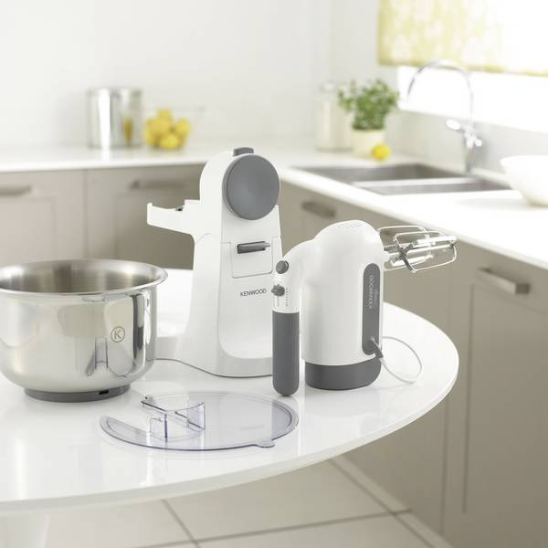 """Kenwood Home Appliance HM680 """"Chefette"""" Hand-held mixer 350 W White 5"""