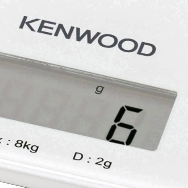 Kenwood Home Appliance DS401 Digital kitchen scales Weight range=8 kg White 4