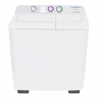 Campomatic Twin Tub Washer 8.5kg C850PM