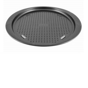 Tefal Easy Grip Gold - Perforated Pizza 34cm J1629045