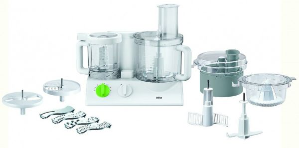 Braun FX3030 Tribute Collection Dual Food Processor 8