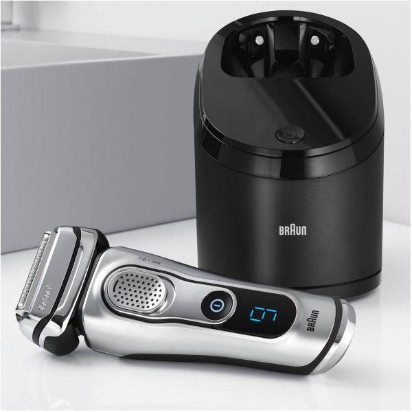 Braun Series 9 9290cc Electric Wet & Dry Foil Shaver 6