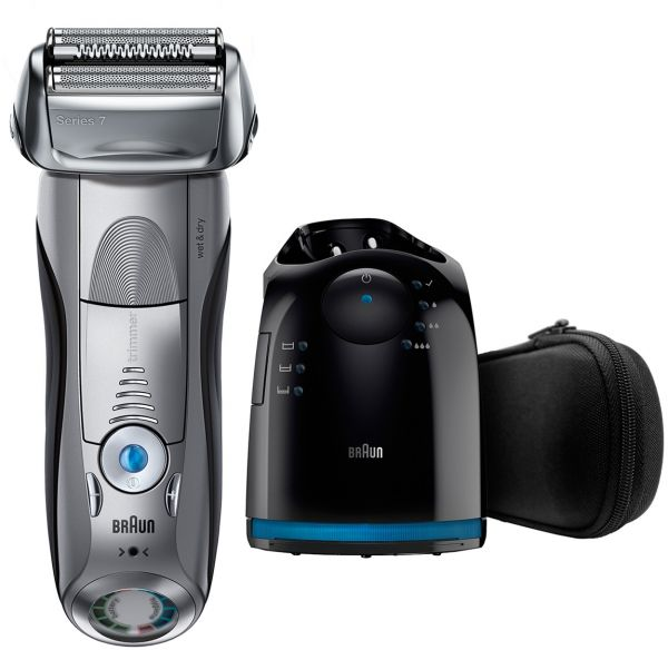 Braun Series 7 7899cc Electric Wet & Dry Foil Shaver 3