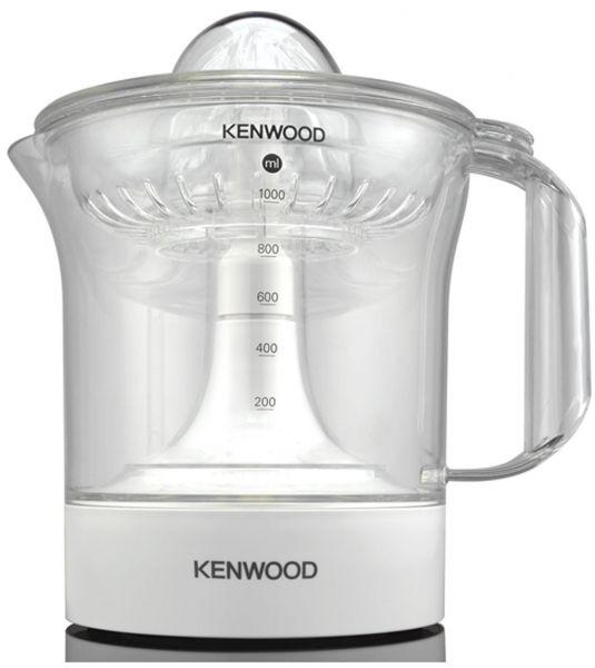 Kenwood Je280 1l 40 Watt White Plastic Citrus Juicer 5