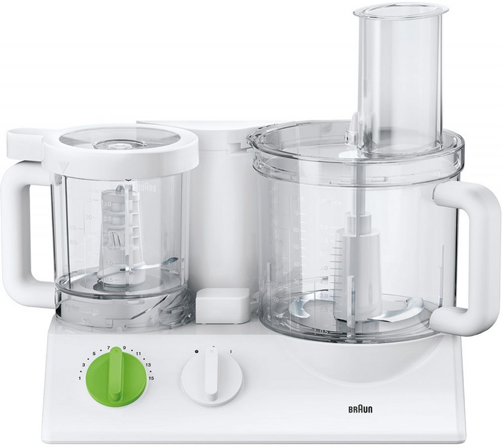 Braun FX3030 Tribute Collection Dual Food Processor 2