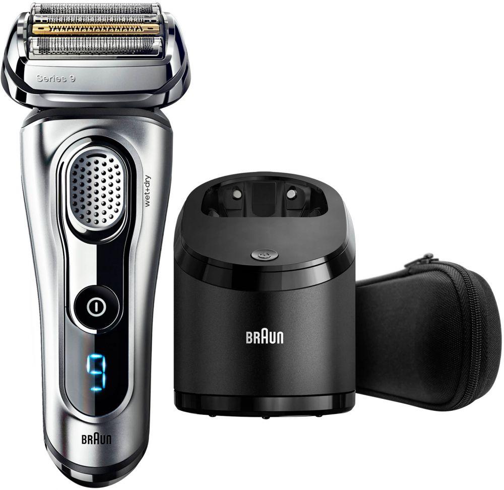 Braun Series 9 9290cc Electric Wet & Dry Foil Shaver 3