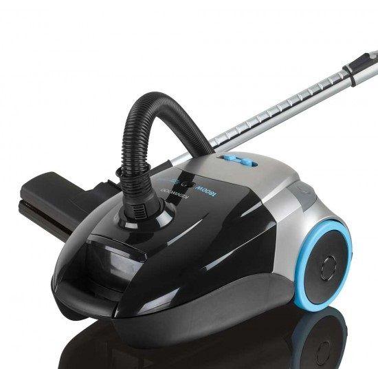Kenwood Bagged Vacuum Cleaner, 1800 Watt, Multicolor VCP310BB