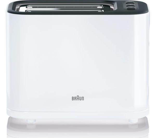 BRAUN PurEase Toaster HT 3000 WH – White 3