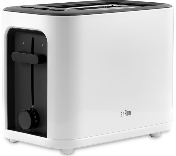 BRAUN PurEase Toaster HT 3000 WH – White 2