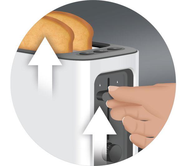 BRAUN PurEase Toaster HT 3000 WH – White 4