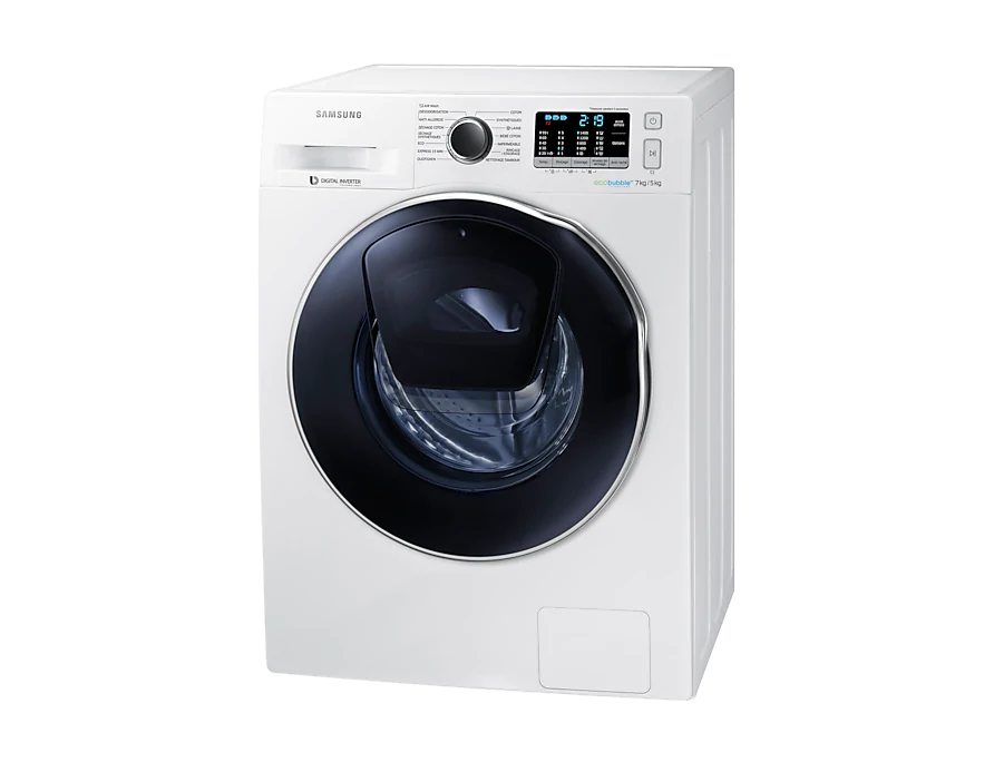 WD80K5410OX Samsung Dryer and Washer 7kg Combo 5