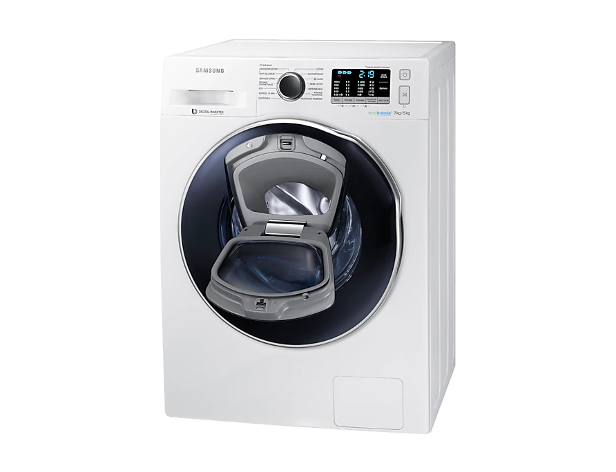 WD80K5410OX Samsung Dryer and Washer 7kg Combo 6