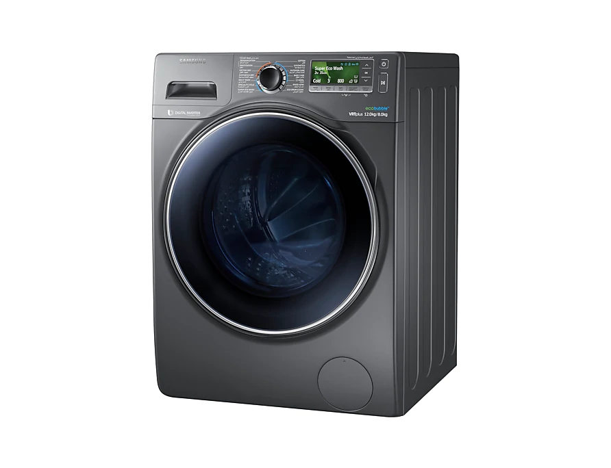 Samsung Combo with EcoBubble, 12 Kg – WD12J8420GX 3