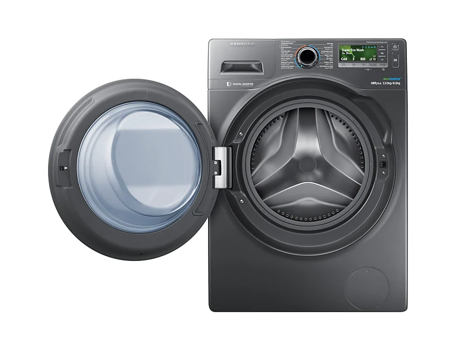 Samsung Combo with EcoBubble, 12 Kg – WD12J8420GX 5