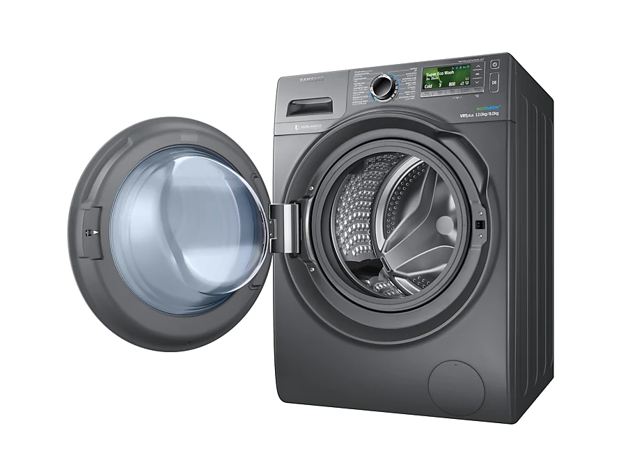 Samsung Combo with EcoBubble, 12 Kg – WD12J8420GX 6