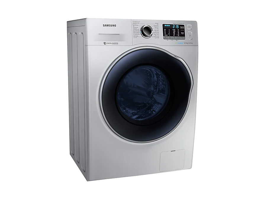 WD80J5410AS Samsung Ecobubble Washer Dryer 8kg 4