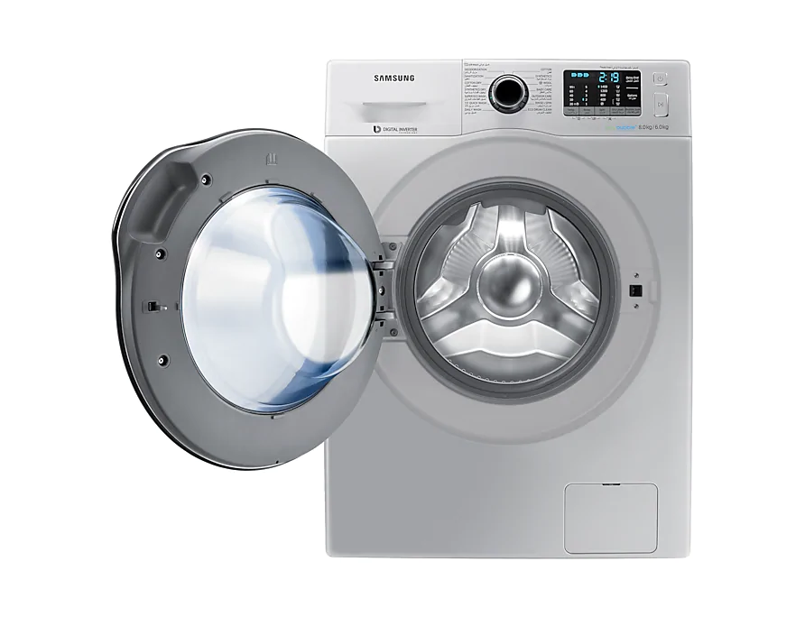 WD80J5410AS Samsung Ecobubble Washer Dryer 8kg 5