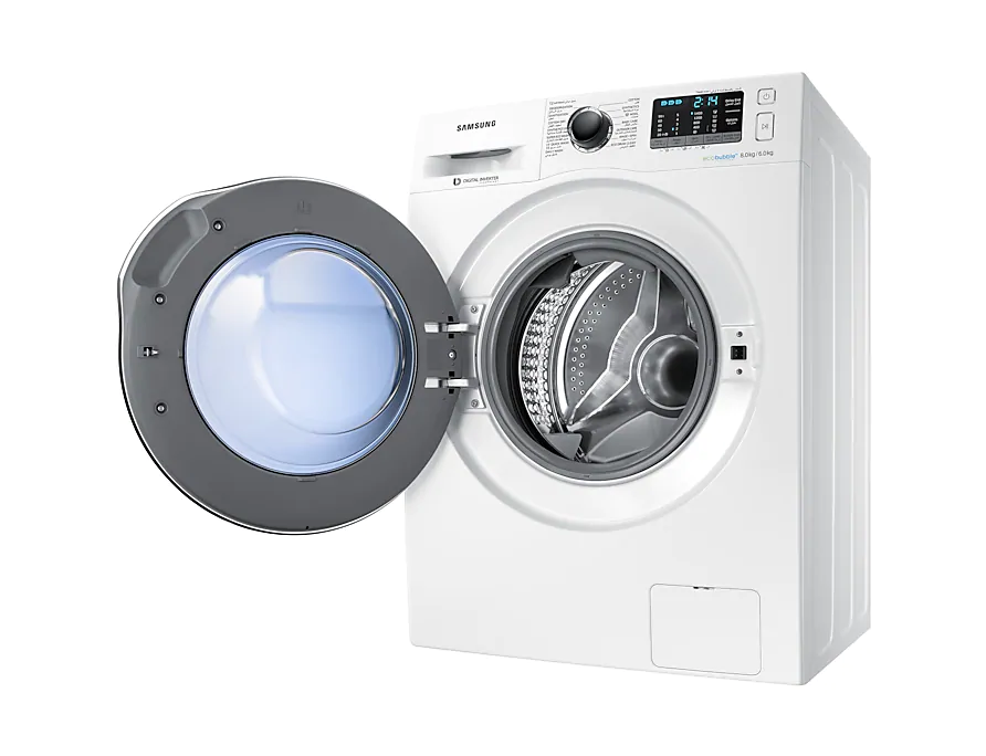 WD80J5410AW 8kg Front Load Washer Dryer – Combo 2