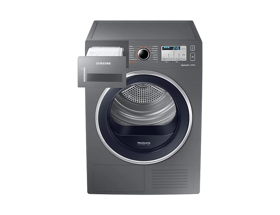 Samsung Dryer with Energy A+++, 9 Kg (Inox) – DV90M5003QX/EU 3