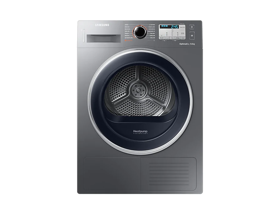 Samsung Dryer with Energy A+++, 9 Kg (Inox) – DV90M5003QX/EU 4