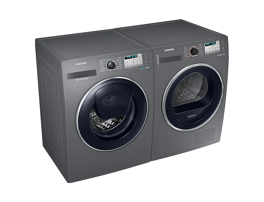 Samsung Dryer with Energy A+++, 9 Kg (Inox) – DV90M5003QX/EU 5