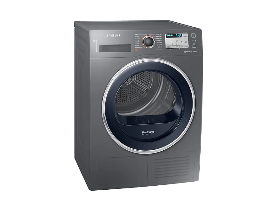 Samsung Dryer with Energy A+++, 9 Kg (Inox) – DV90M5003QX/EU 6