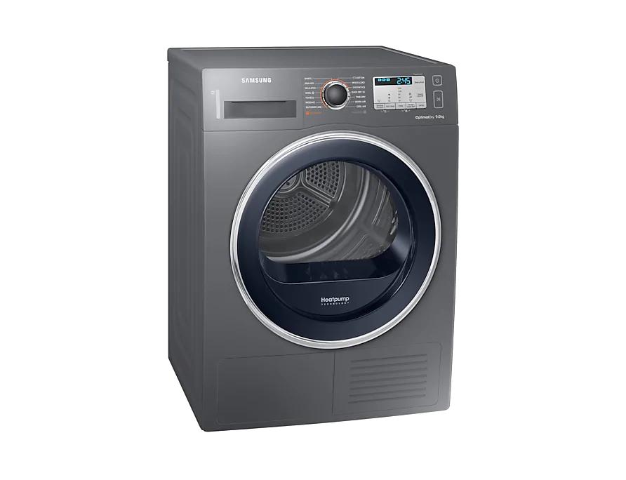 Samsung Dryer with Energy A+++, 9 Kg (Inox) – DV90M5003QX/EU 7