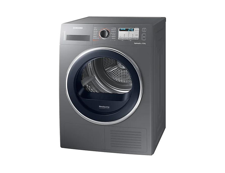 Samsung Dryer with Energy A+++, 9 Kg (Inox) – DV90M5003QX/EU 8