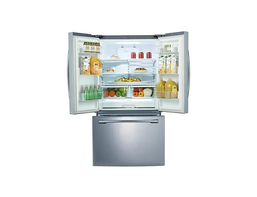 Samsung 734 L, Twin Cooling Plus Refrigerator – RF260BEAESL/TA 3