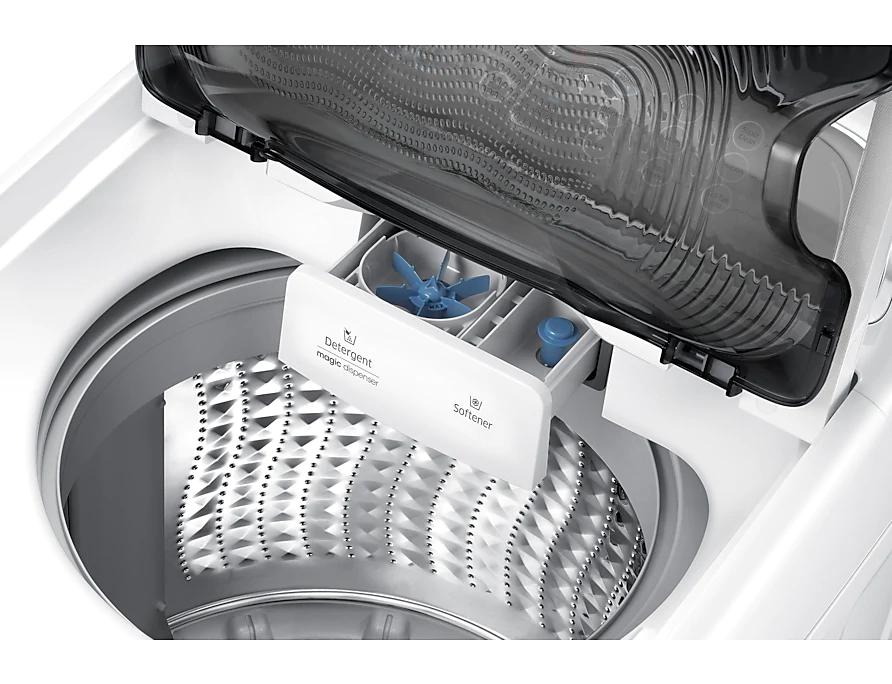 Activ Dualwash Top Load Washer with Built-in Sink, 15 Kg 9