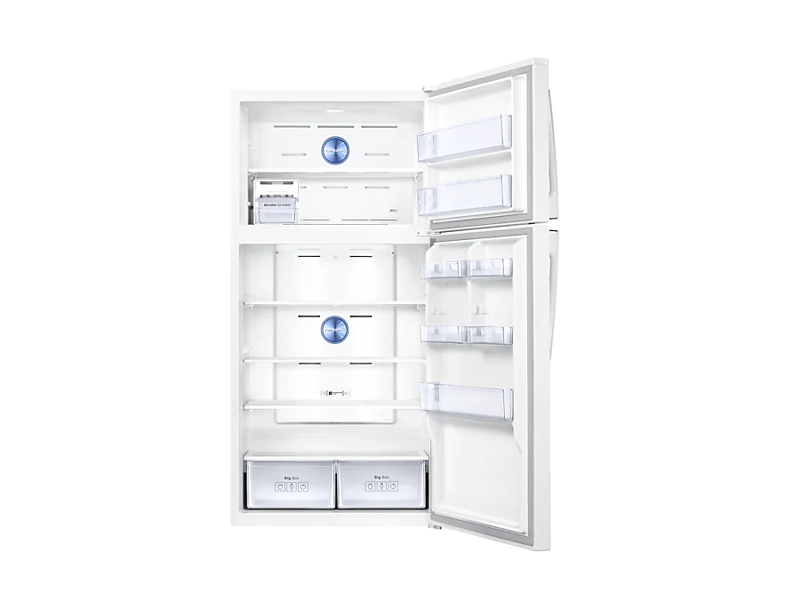 Top Freezer with Twin Cooling Plus™, 580 L – RT58K7000WW/LV 3